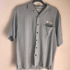 Tommy Bahama 100% SILK Men's S Shirt